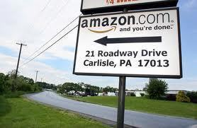 Amazon Employee Killed In Accident At Amazon Warehouse In Carlisle